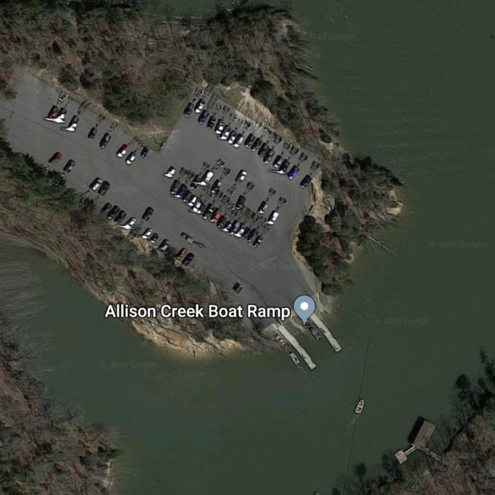 Allison Creek Boat Ramp